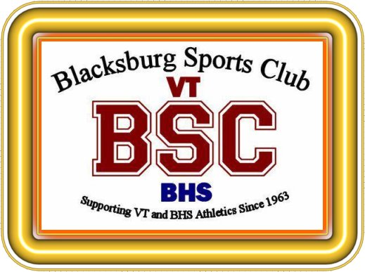 Blacksburg Sports Club Logo